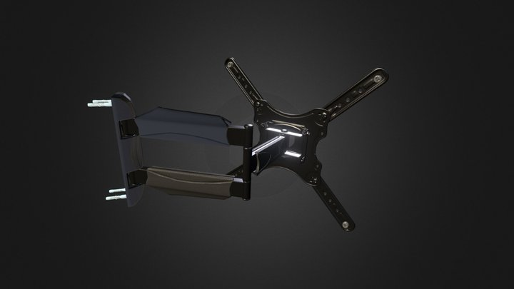 Product Showcase - Screen Stand 3D Model
