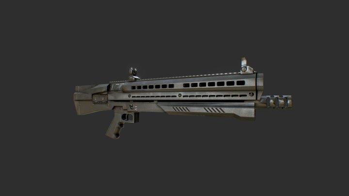 UTS-15 3D Model