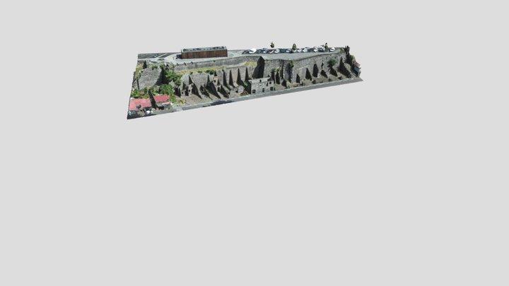 SP- Ruines V2 3D Model