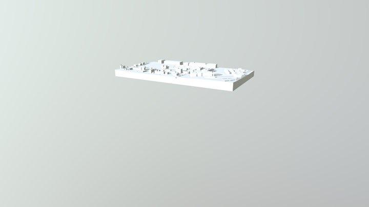 181017 Empa Situationsmodell Komplett 3D Model