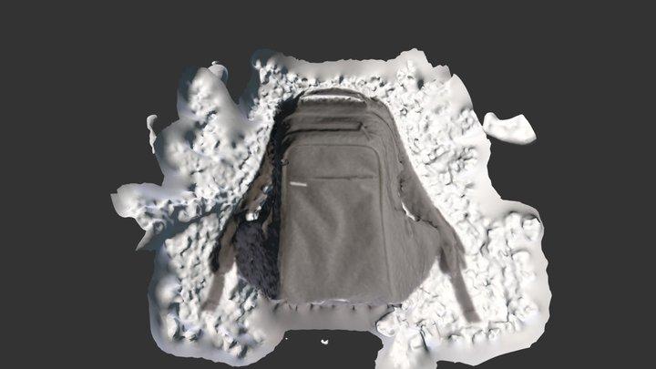 Backpacktest V2vrl 3D Model
