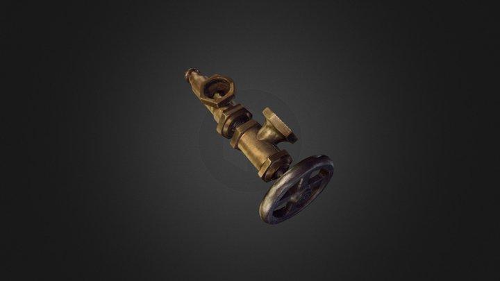 Nozzle 3D Model