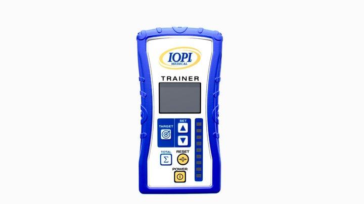 IOPI Trainer 3D Model