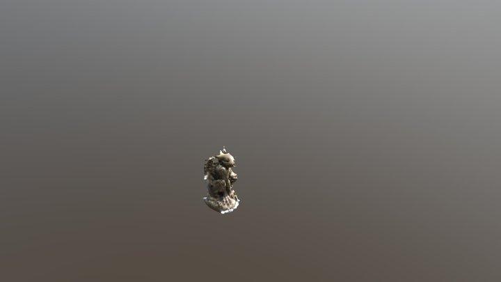 Gárgola 3D Model
