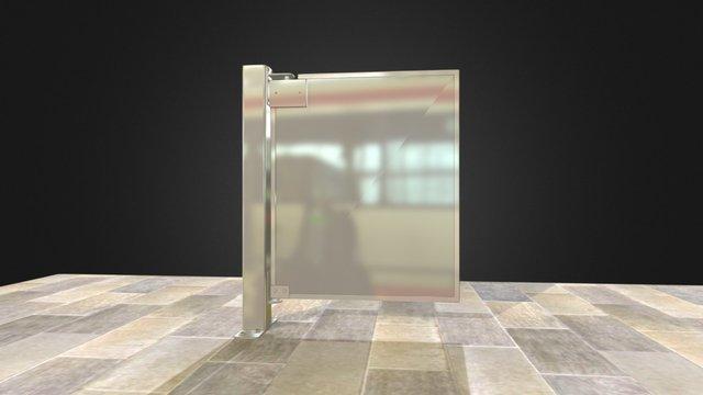 counterdoor(SUS) 3D Model