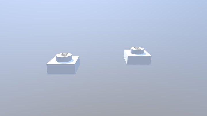 1x1 3D Model