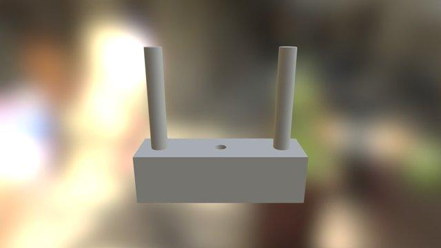 Center Line Finder 3D Model