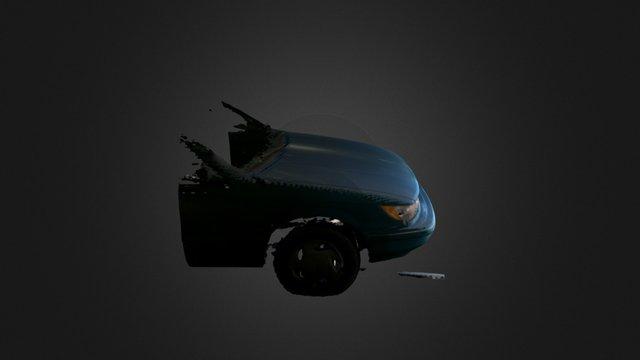 Eagle Summit front end 3D Model