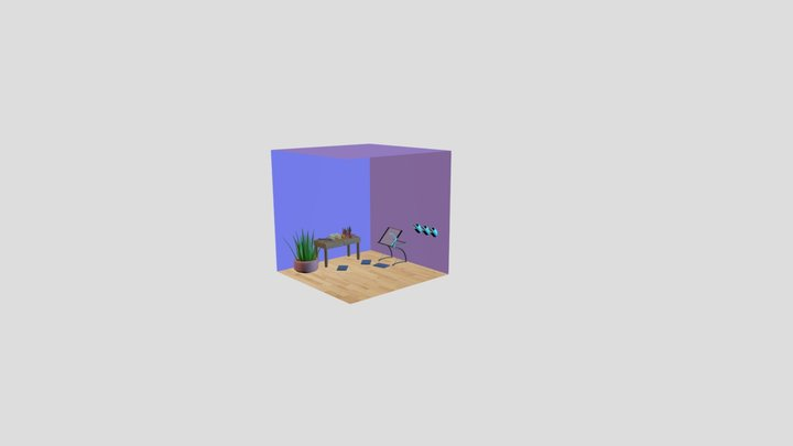 Final Project CGT116 3D Model