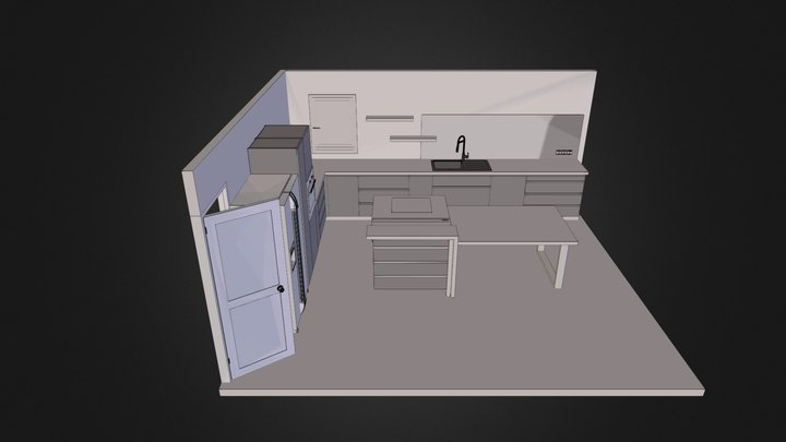 ANDRAULT~.dae 3D Model
