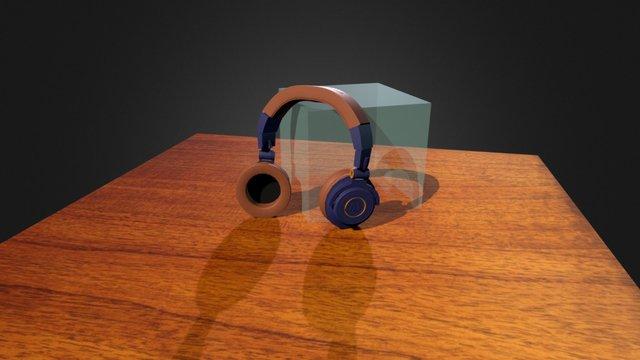 Headset Model Final 3D Model