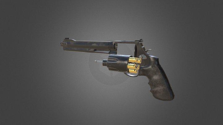 460 XVR 3D Model