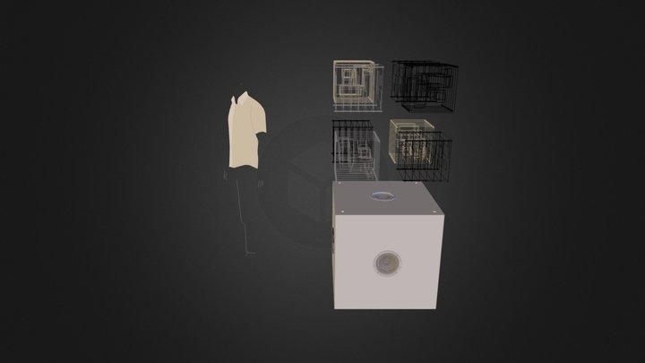 Concept Sunet si Imagine 3D Model