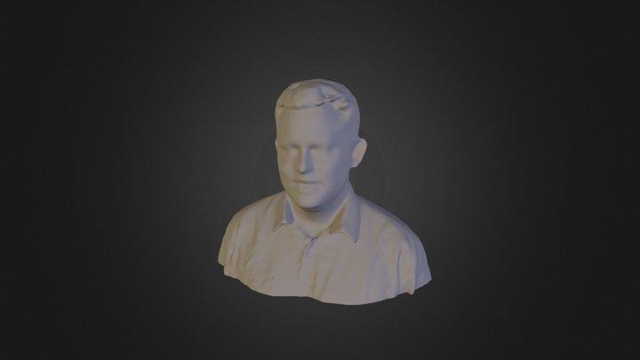 Dan Pacheco Mesh 3D Model