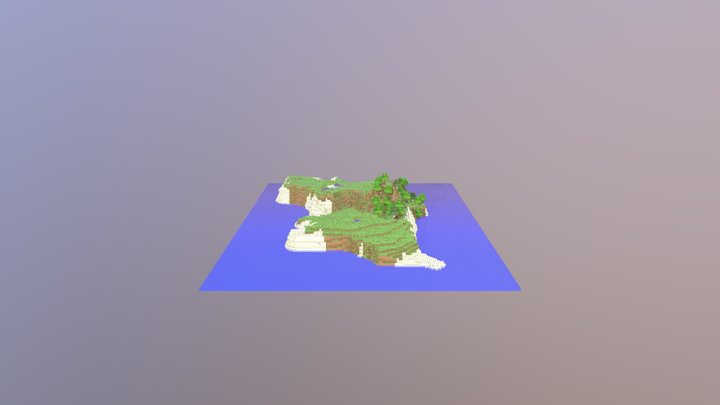 New Worldsadas 3D Model