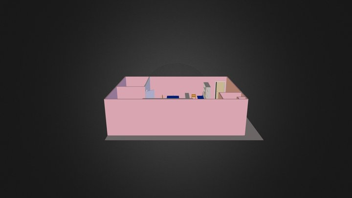 Fadf 3D Model