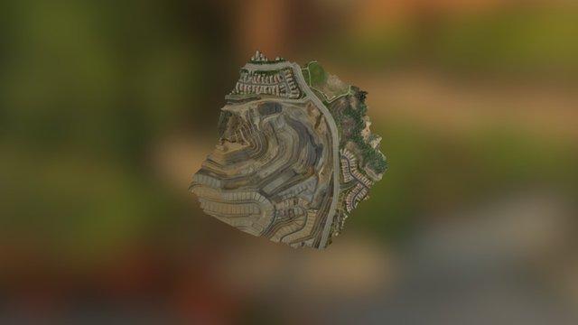 Porter East 3D Model