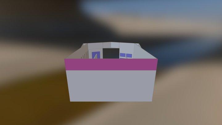 minamini CHIBI 3D Model