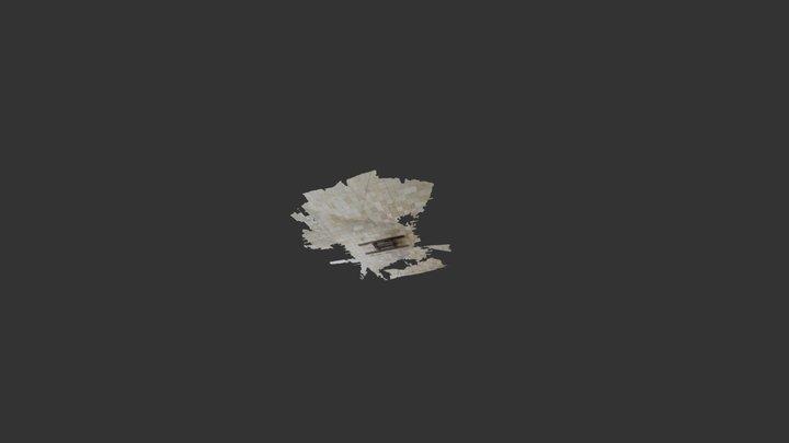 Prueba 3d Simplified 3d Mesh 3D Model