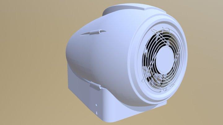 IDP15 Pump 3D Model