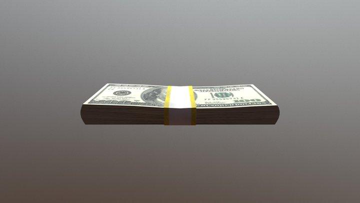 1e4q6cia46sg- Money 3D Model