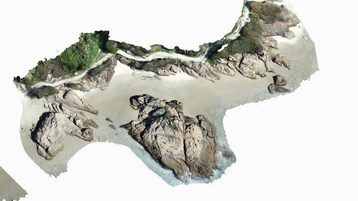 Matadeiro Beach 3D Model