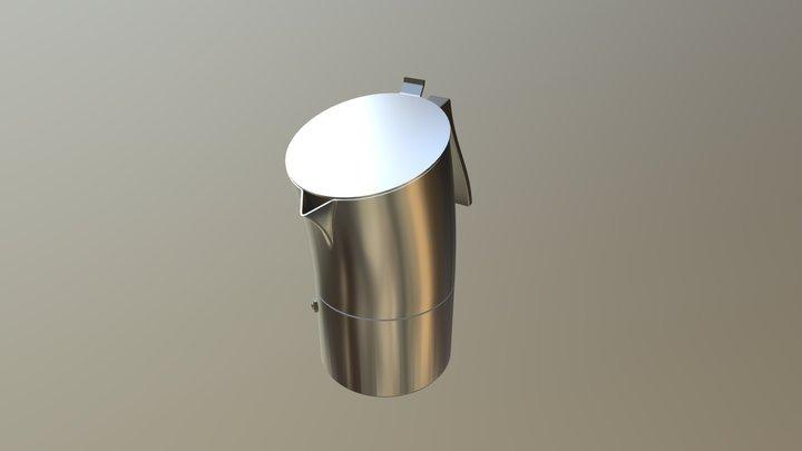 AES_CB_3000 3D Model