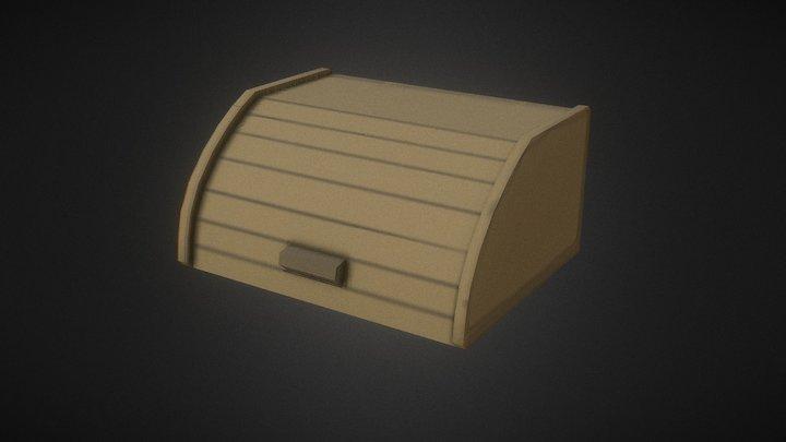 Breadbox 3D Model