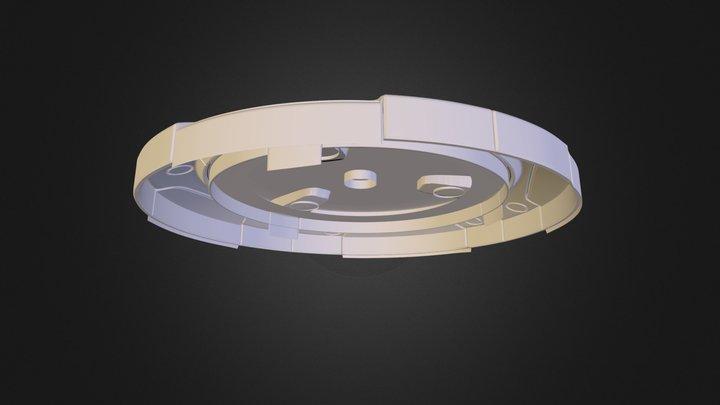 piedestal_1 3D Model