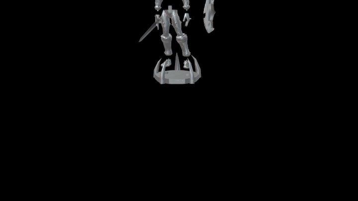 Demontable 3D Model