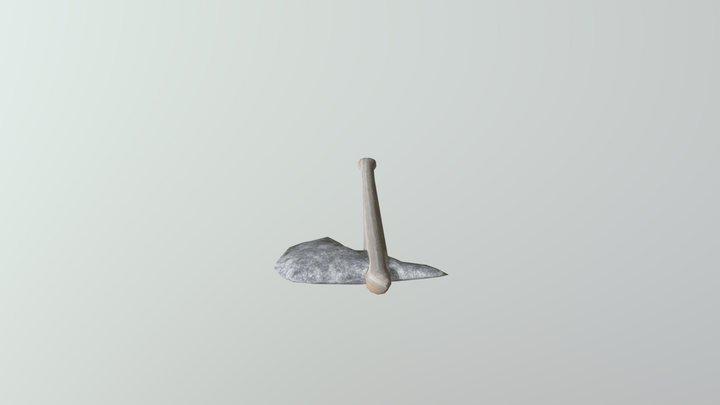 stone axe Eion 3D Model
