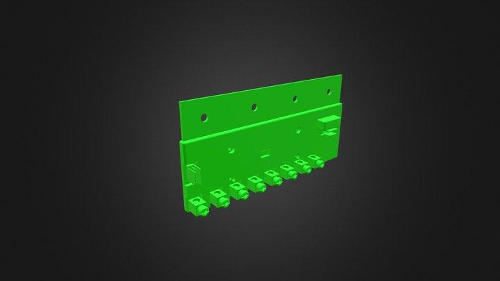 3D model Slave Monsol 1000-1500V 3D Model