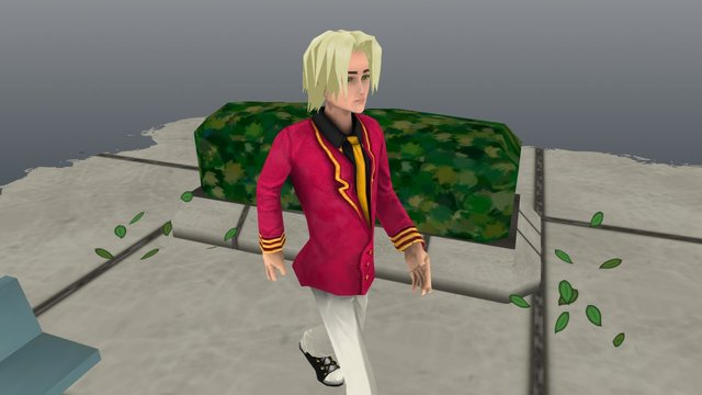 Calvin - 3k Game Character 3D Model