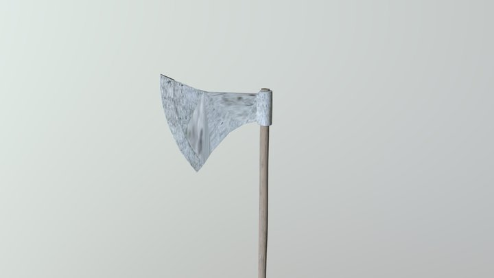 Axe 3D Model