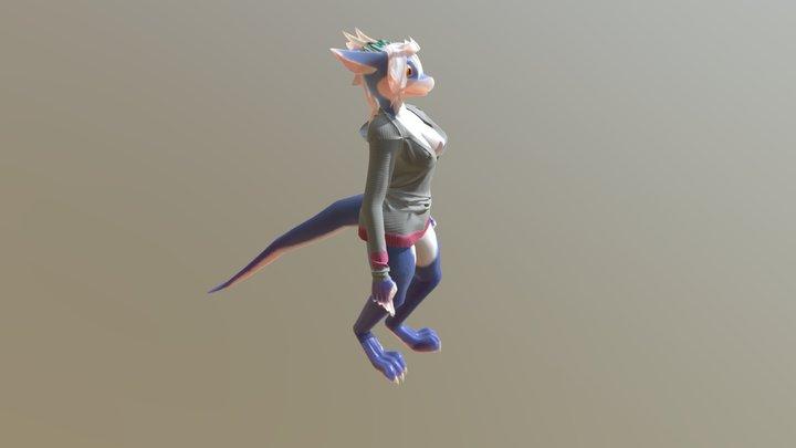 Pheenix 3D Model