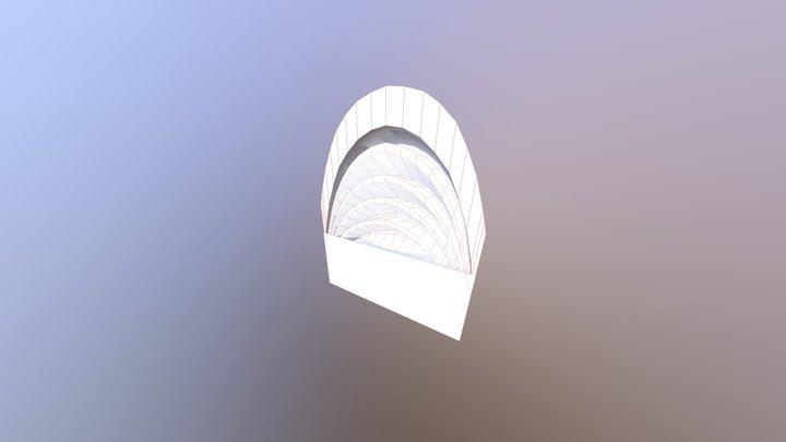 Valance_00031 3D Model