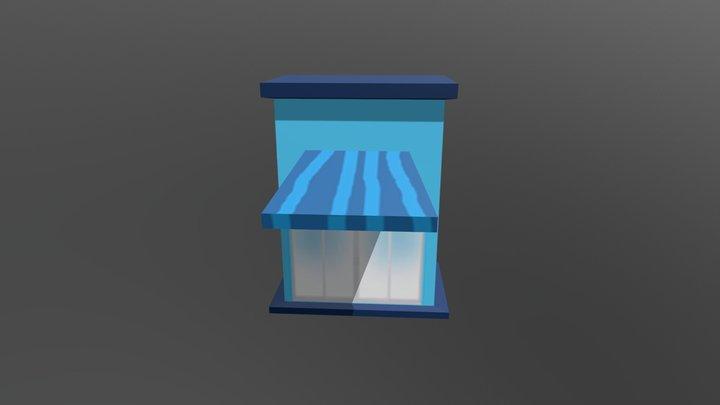 Restaurante 3D Model