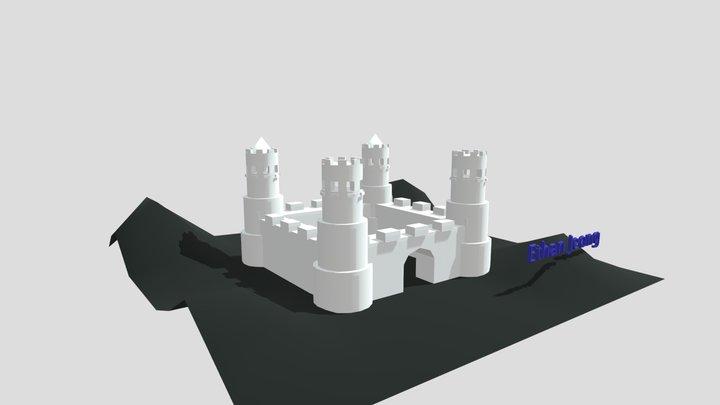 Wk6 Castle 3D Model