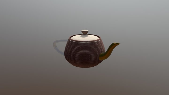 Teapot - Example 3D Model