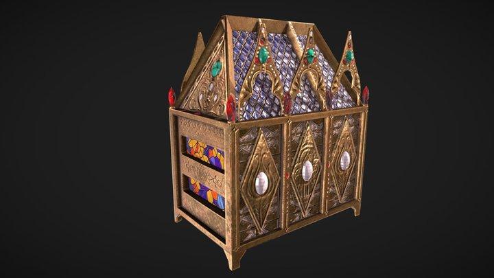 Sacred Reliquary 3D Model
