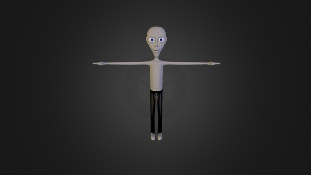 jAMES IS AWESOME!!!! 3D Model