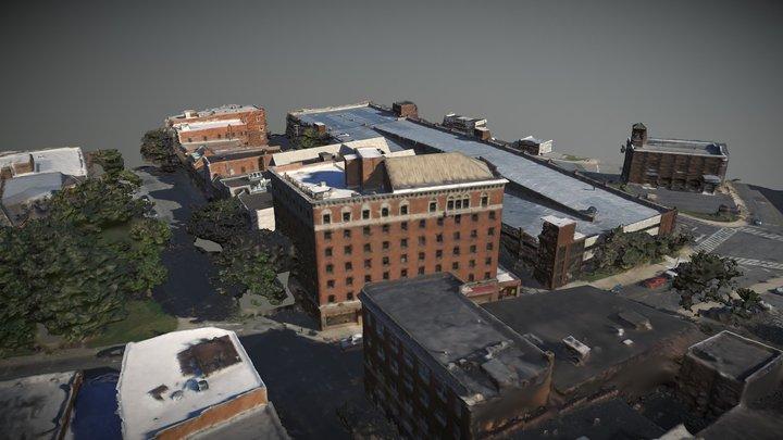 1 Plaza East 3D Model