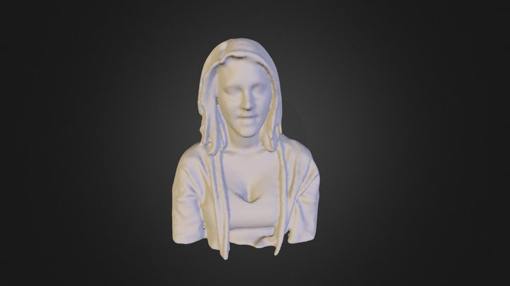 Julie 3D Model