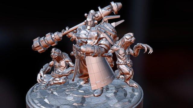 MagneTechnix Spirit Set for OG 3D Model
