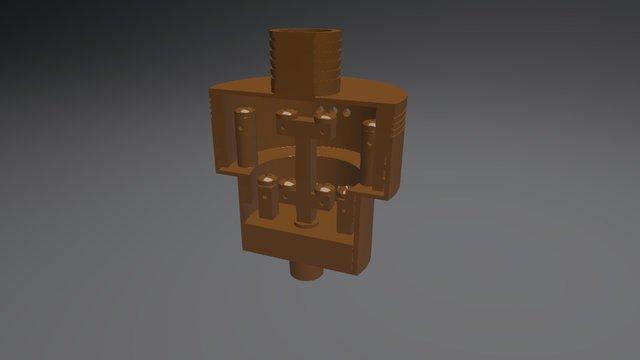 eCigarette Design 3D Model