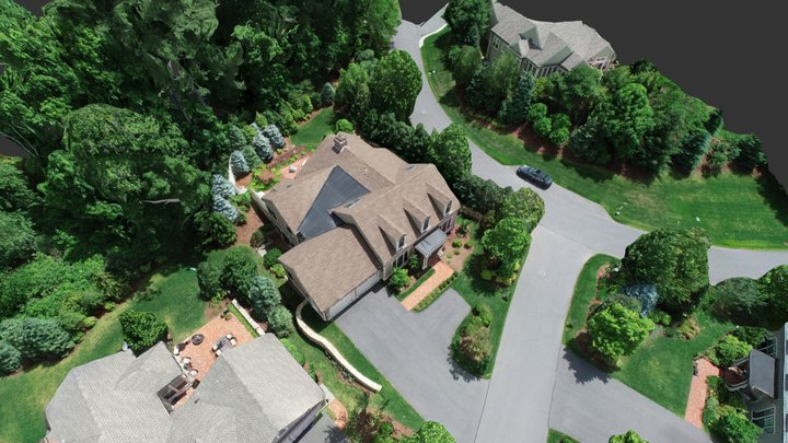 1 Fox Meadow Lane in Weston MA For Sale Chaplin 3D Model