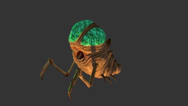 Murder Grub 3D Model