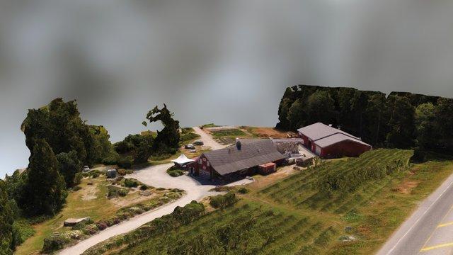 Persephone Upper Farm 3D Model