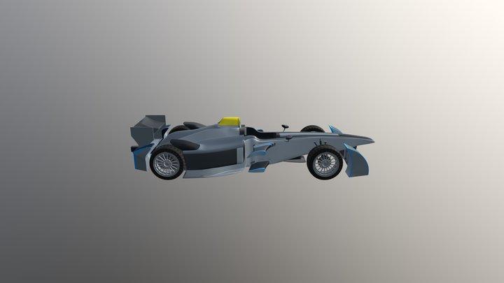 F E Car 3D Model