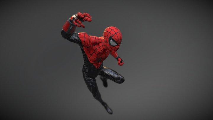 Spiderman Alex Ross 3D Model